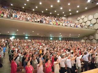 9月12日「We Love さかい 堺をまもろう!堺市民大集合」